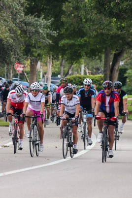 Pro Cycling Miami, a local nonprofit organization, hosted a 50-mile bike ride in memory of Miguel Aviles, a 47 year old cyclist who was recently killed by a truck driver when he fell onto the road about one mile away from U.S. 27 and Interstate 75 when riding with a group of nearly 300 bicyclists.
