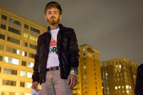 Jeffrey is the executive director of D.C. NORML and has been living in the District since March. SHFWire Photo by Matias J. Ocner